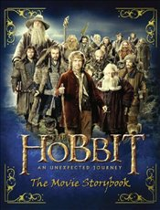 Hobbit : An Unexpected Journey - MOVIE STORYBOOK -