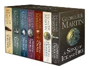 Song of Ice and Fire : 7 Volumes Box Set - Martin, George R. R.