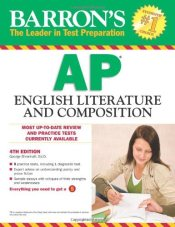 Barrons AP English Literature and Composition 4e - Ehrenhaft, George