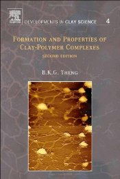 Formation and Properties of Clay-Polymer Complexes - Theng, B.K.G