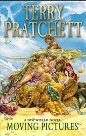 Moving Pictures - Pratchett, Terry