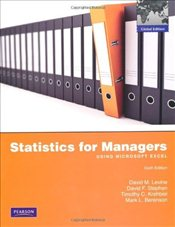 Statistics for Managers Using Microsoft Excel 6e PGE : Plus Maths XL - Levine, David M.