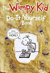 Diary of a Wimpy Kid : Do It Yourself Book - Kinney, Jeff