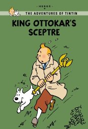 King Ottokars Sceptre : Tintin Young Readers Editions - Herge,