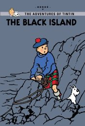 Black Island : Tintin Young Readers Editions - Herge,