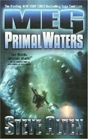 Meg : Primal Waters - Alten, Steve