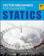 Vector Mechanics for Engineers 10e : Statics (SI) - Beer, Ferdinand Pierre