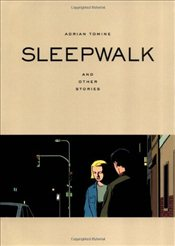Sleepwalk and Other Stories - Tomine, Adrian