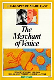 Merchant of Venice (Shakespeare Made Easy) - Shakespeare, William