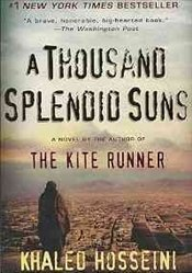 Thousand Splendid Suns - Hosseini, Khaled