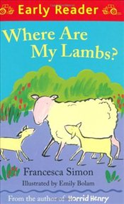 Where are my Lambs? (Early Reader) - Simon, Francesca