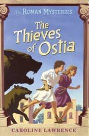 Thieves of Ostia - Lawrence, Caroline