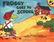 Froggy Goes to School - London, Jonathan
