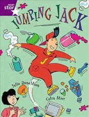 Jumping Jack : Pack of 6 - Donaldson, Julia