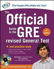 GRE The Official Guide to the Revised General Test with CD-ROM 2e - ETS