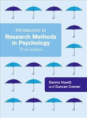 Introduction to Research Methods in Psychology - Howitt, Dennis