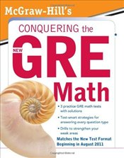 McGraw-Hills Conquering the New GRE Math - Moyer, Robert E.