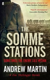 Somme Stations : Jim Stringer Steam Detective 7 - Martin, Andrew