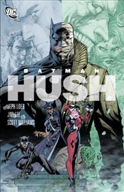 Hush (Batman) - Loeb, Jeph
