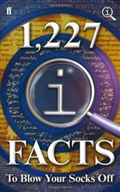 1,227 Qi Facts to Blow Your Socks Off - Lloyd, John
