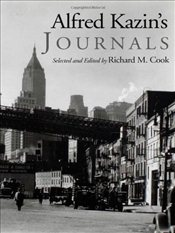 Alfred Kazins Journals - Cook, Richard M.
