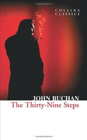 Thirty-Nine Steps - Buchan, John