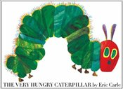 Very Hungry Caterpillar: Giant Hardcover Edition - Carle, Eric