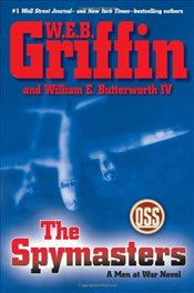 Spymasters (Men at War) - Griffin, W. E. B.