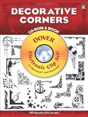 Decorative Corners : CD-Rom and Book -