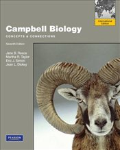 Campbell Biology : Concepts & Connections with Mastering Biology - Reece, Jane B.