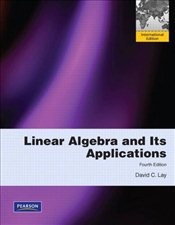 Linear Algebra and Its Applications 4e PIE - Lay, David C.