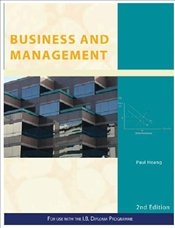 International Baccalaureate Business and Management 2e - Hoang, Paul