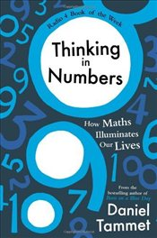 Thinking in Numbers : How Maths Illuminates Our Lives - Tammet, Daniel