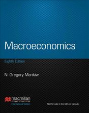 Macroeconomics 8e   - Mankiw, Gregory N.