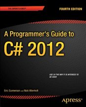 Programmers Guide to C# 5.0 4th Edition - Gunnerson, Eric
