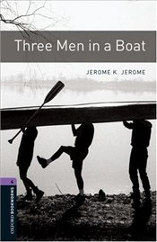 Three Men in a Boat: Stage 4 - Jerome, Jerome K.