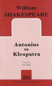 Antonius ve Kleopatra - Shakespeare, William