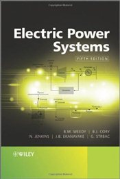 Electric Power Systems - Weedy, B. M.