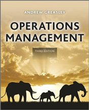 Operations Management 3e - Greasley, Andrew