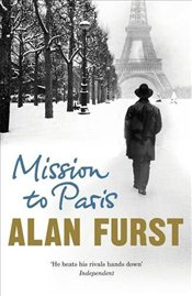 Mission to Paris - Furst, Alan