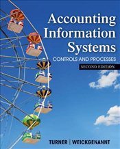Accounting Information Systems 2E : The Processes and Controls - Turner, Leslie