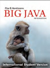 Big Java 5e ISV : Early Objects - Horstmann, Cay