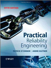 Practical Reliability Engineering 5e - OConnor, Patrick