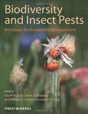 Biodiversity and Insect Pests : Key Issues for Sustainable Management - Gurr, Geoff M.