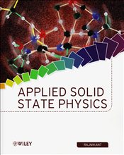 Applied Solid State Physics - Rajnikant