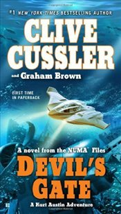Devils Gate (NUMA Files) - Cussler, Clive