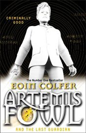 Artemis Fowl and the Last Guardian - Colfer, Eoin