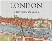 London : A History in Maps - Barber, Peter