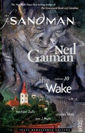 Sandman 10 : The Wake - Gaiman, Neil