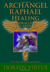 Archangel Raphaels Healing Oracle Cards - Virtue, Doreen